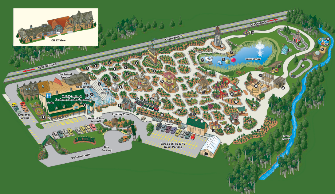 Linton's Map